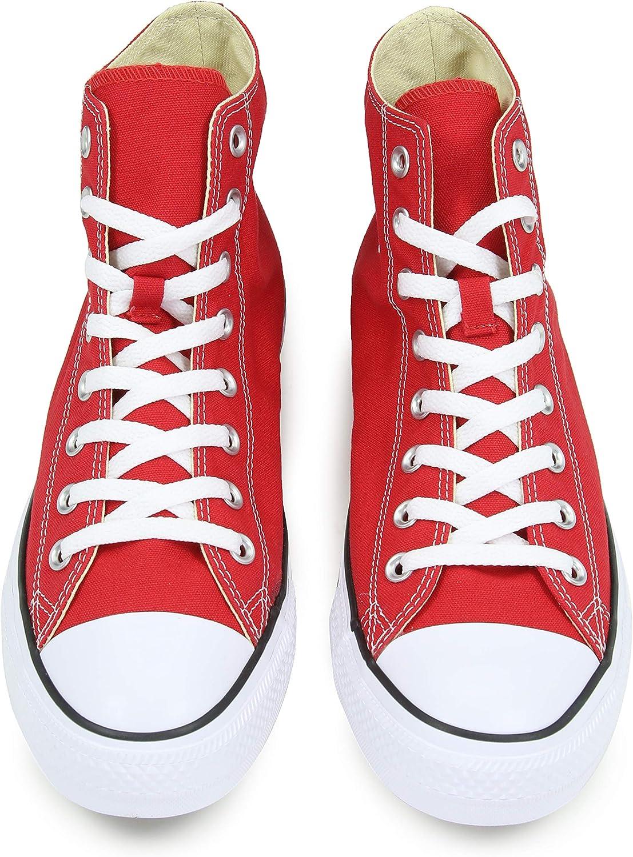 Converse Chuck Taylor ® All Star Chucks Sneakers M8437 ROT