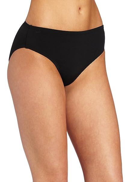 353faa5b48 Amazon.com: Speedo Women's Endurance High-Waist Swimsuit Bottom ...