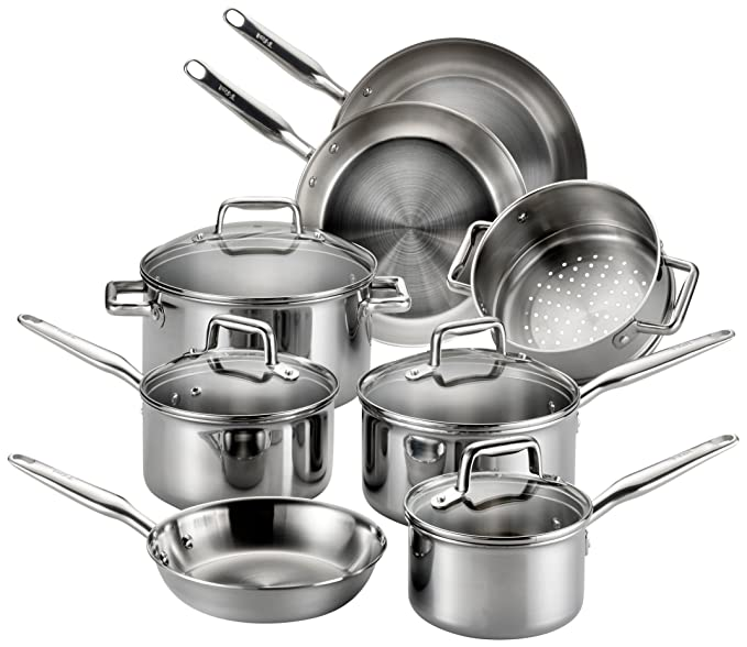 Review T-fal Cookware Set, Pots