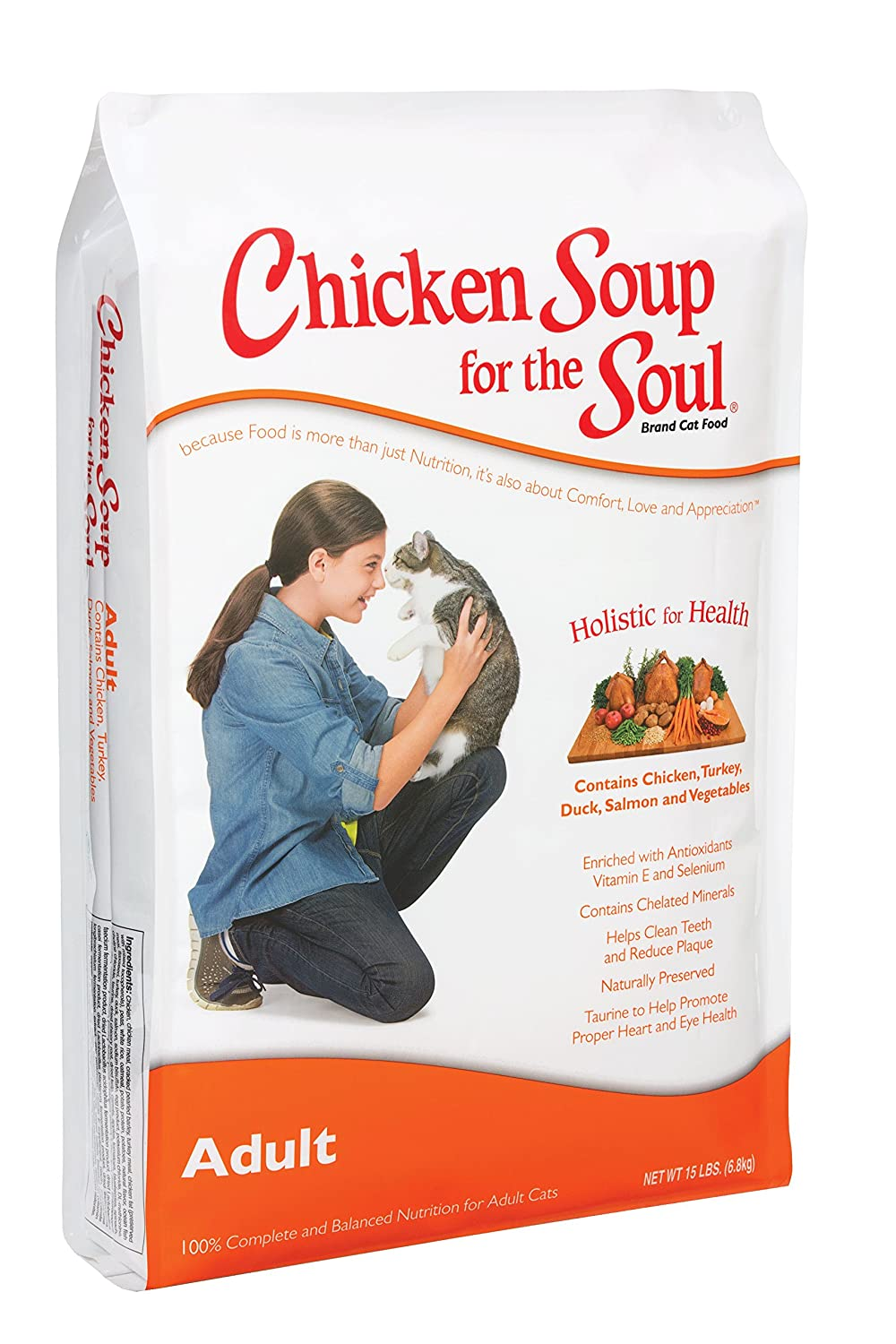 Top 10 Best Chicken Soup for the Soul Cat Foods