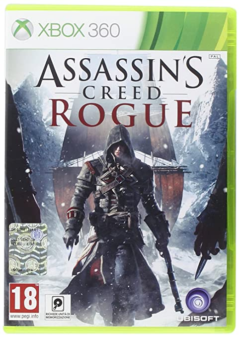 45 opinioni per Assassin's Creed: Rogue