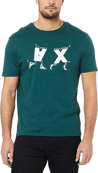 Armani Exchange A|X Men's T-Shirt, June Bug, S