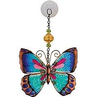 Regal Garden Décor Sun Catcher-Butterfly, Green, 1Kg