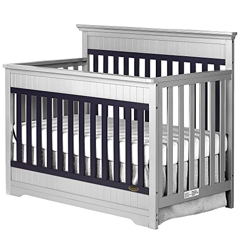 The Dream On Me Chesapeake 5-in-1 Convertible Crib