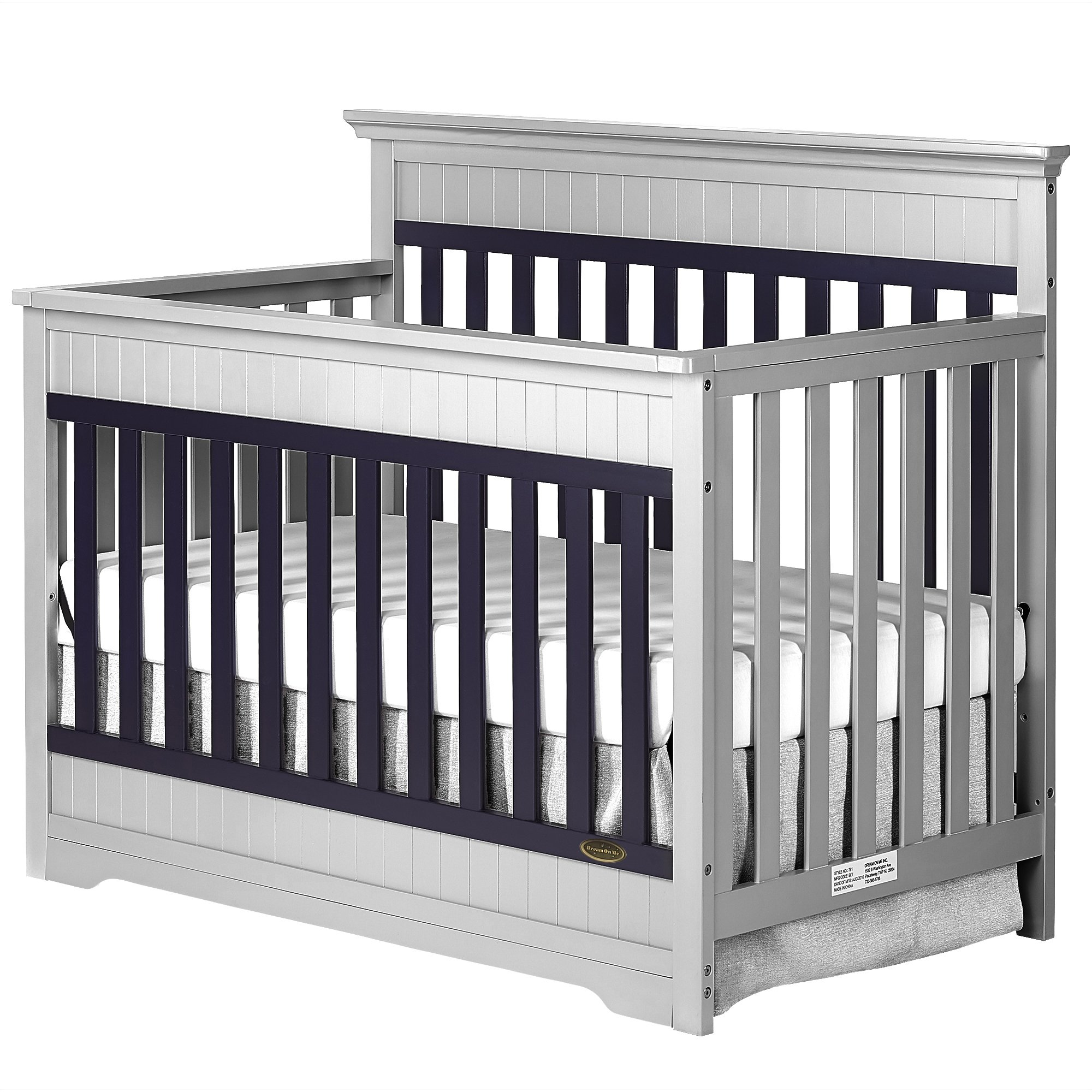 Amazon.com : Dream On Me Universal Convertible Crib ...