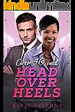 Over 40 And Head Over Heels: BWWM, Over 40's, Billionaire Romance (BWWM Romance Book 1)