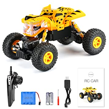 rc cars remote control car toqibo 24ghz 4wd off road racing car 118