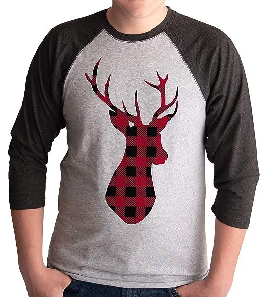 Amazon.com: 7 at 9 Apparel - Camiseta de béisbol para hombre ...