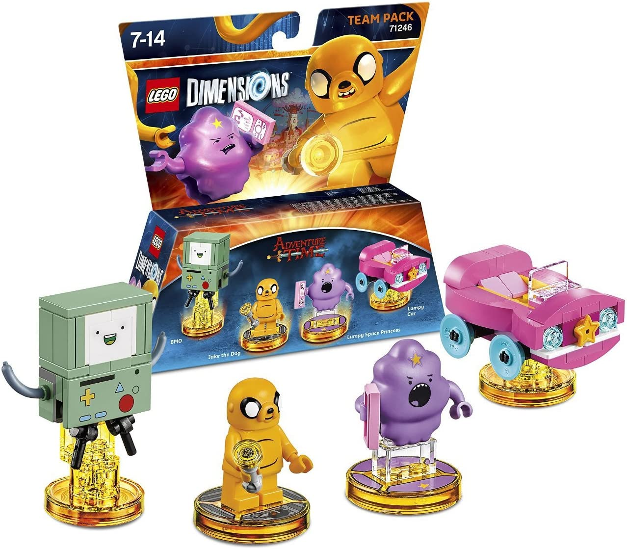 LEGO Dimensions: Adventure Time: Amazon.es: Videojuegos