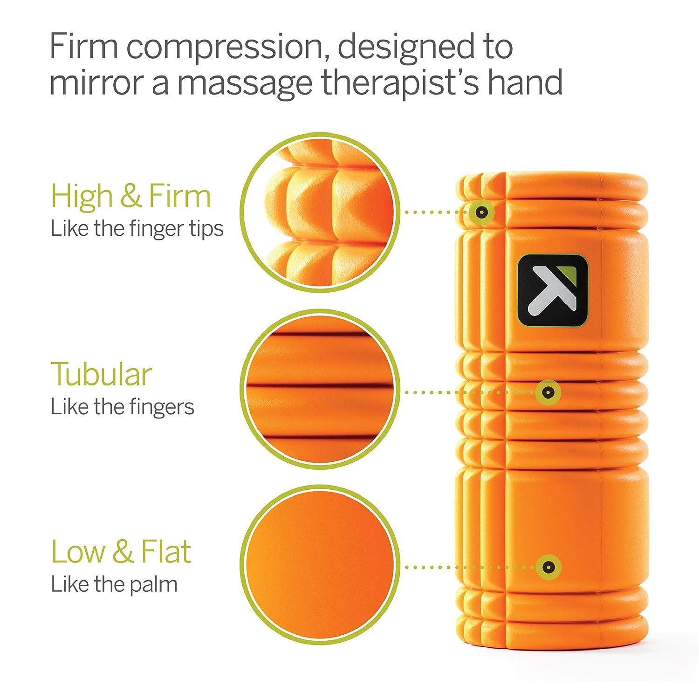 Trigger Point Performance GRID Foam Roller One Size Orange