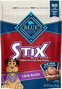 Blue Buffalo Stix Pepperoni-Style, Natural Soft-Moist Dog Treats
