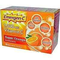 EmergenC, Super Orange, 30