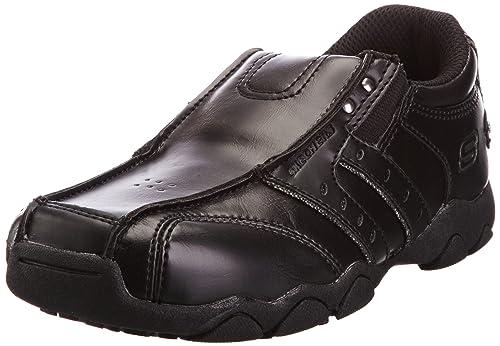 Skechers Diameter Cole - Zapatillas, color Negro, talla 11.5 UK: Amazon.es: Zapatos y complementos