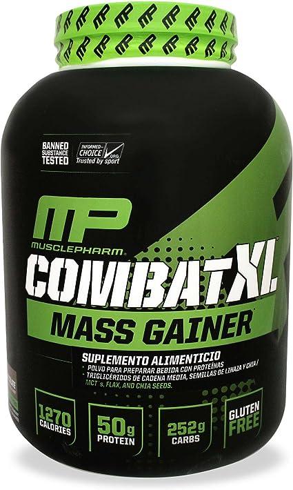 Musclepharm Combat XL Mass Gainer Sport Series Chocolate - 2721 gr