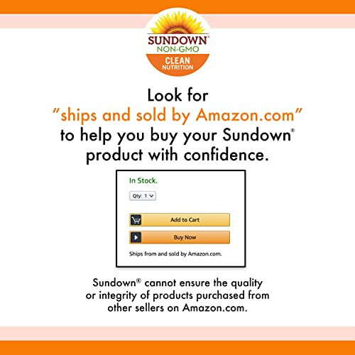 Sundown Garlic 1000 mg, 250 Odorless Softgels Packaging May Vary Non-GMO , Free of Gluten, Dairy, Artificial Flavors