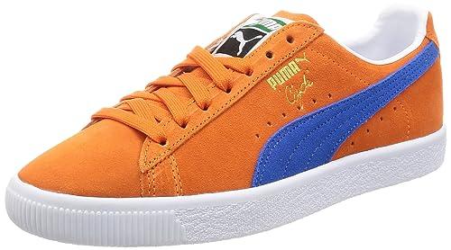 amplia selección seleccione para mejor revisa Puma Zapatillas de Ante Para Hombre Naranja Naranja, Color ...