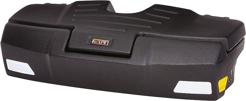 Kolpin ATV Front Rack Trail Box Heavy Duty Gear Tool Storage Lock Case 93101