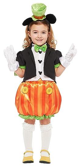Disney Halloween Mickey Mouse Costume -- Pumpkin-Style Costume Child S Size  sc 1 st  Amazon.com & Amazon.com: Disney Halloween Mickey Mouse Costume -- Pumpkin-Style ...