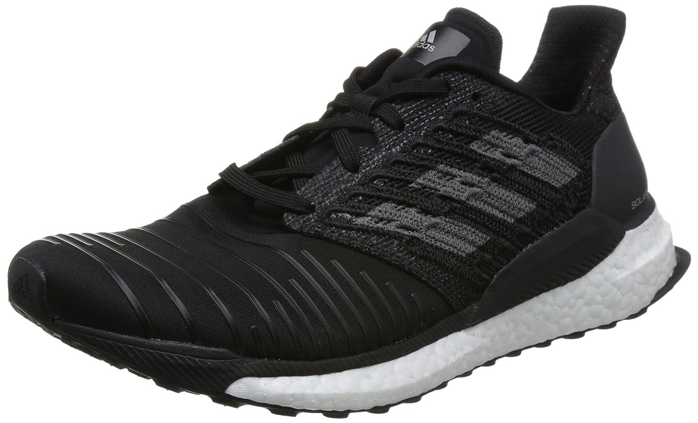 Adidas Solar Boost M, Zapatillas de Running para Hombre 42 2/3 EU Negro (Core Black/Grey Four F17/Ftwr White)
