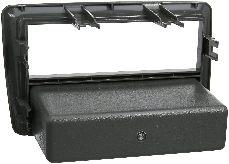 Autoleads FP-01-06 color negro Ranura DIN para radio de coche