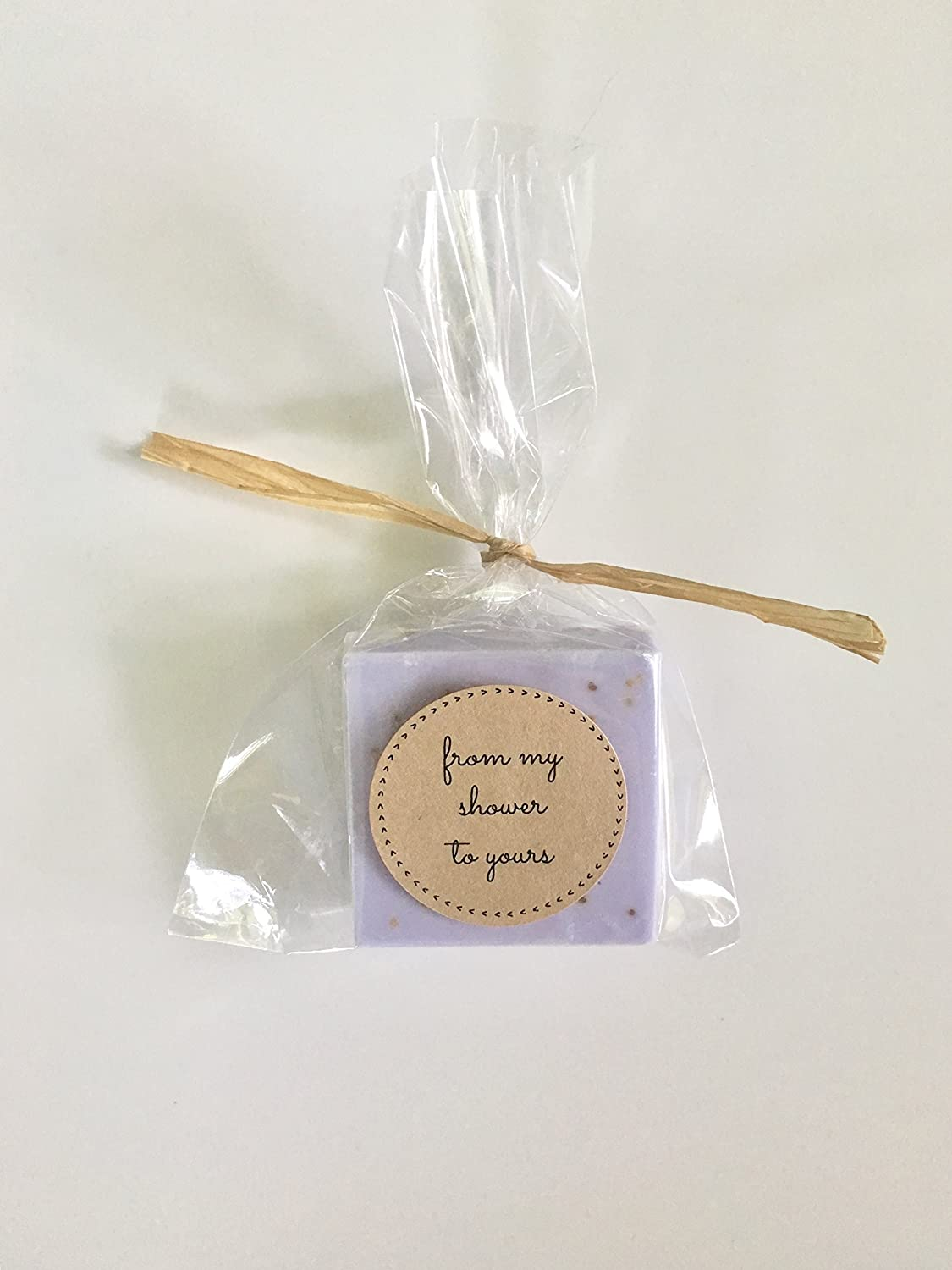 Amazon.com: Lavender Wedding Favors: Purple Soap favors for wedding ...