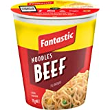 Fantastic Cup Noodle, Beef, 70g