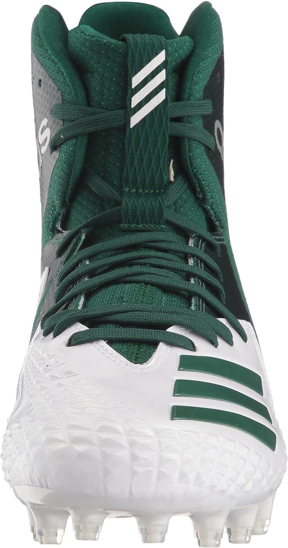 adidas Herren Boost Icon 3 Weiß Grün Weiß