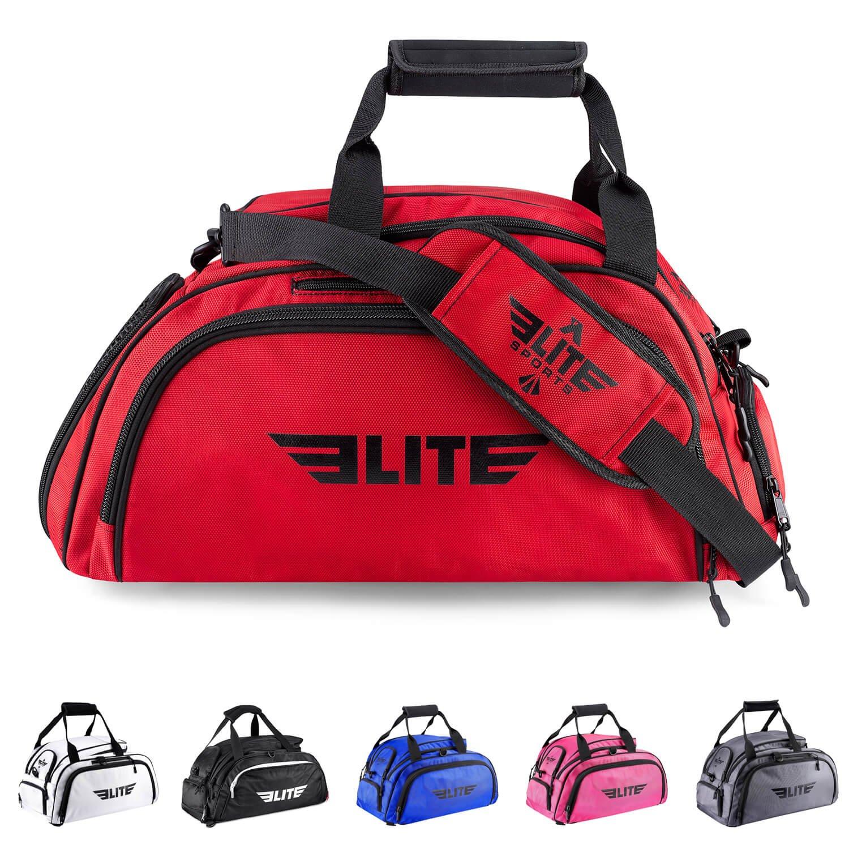 100b00573dfe Mua sản phẩm Elite Sports Warrior Boxing MMA BJJ Gear Gym Duffel ...