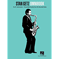 Stan Getz - Omnibook: for B-flat Instruments book cover