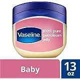 Vaseline Petroleum Jelly, Baby, 13 oz