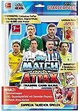 Topps d106115–de Match Attax Cartes à Collectionner Bundesliga Saison 2017/18, Starter Pack Plus avec 11cartes et accessoires