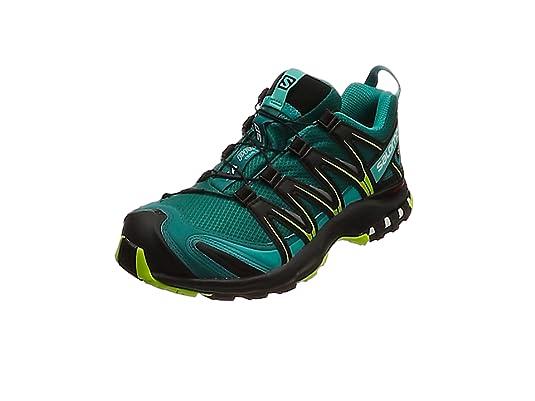 Salomon Damen XA Pro 3D GTX Trailrunning Schuhe, Türkis