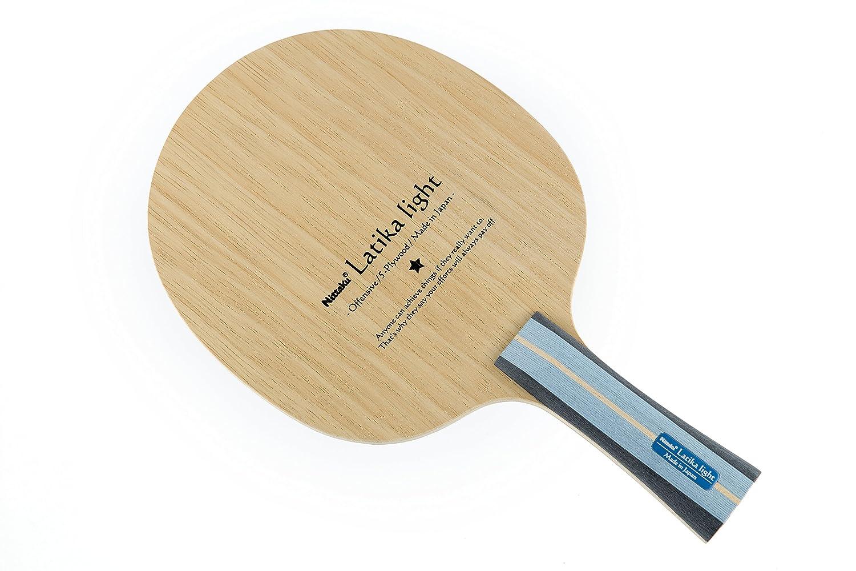 Nittaku Latika Light FLテーブルテニスラケット   B01JS3RE5S