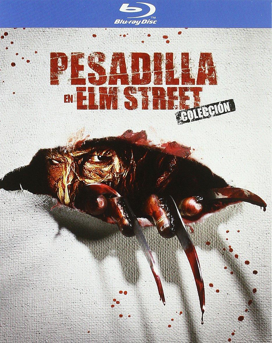 Pack Pesadilla En Elm Street 1-7 Blu-Ray [Blu-ray]: Amazon.es: 0 ...