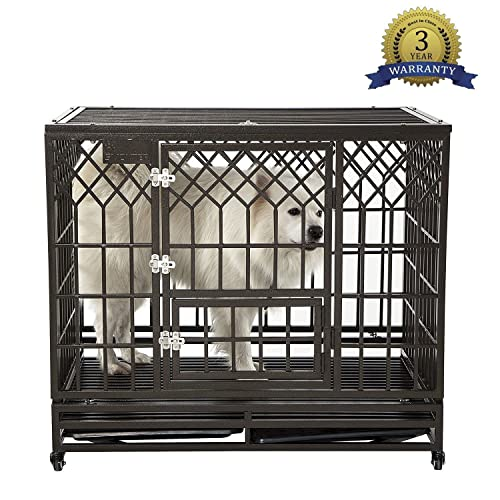 Escape Proof Dog Crate Amazon Com