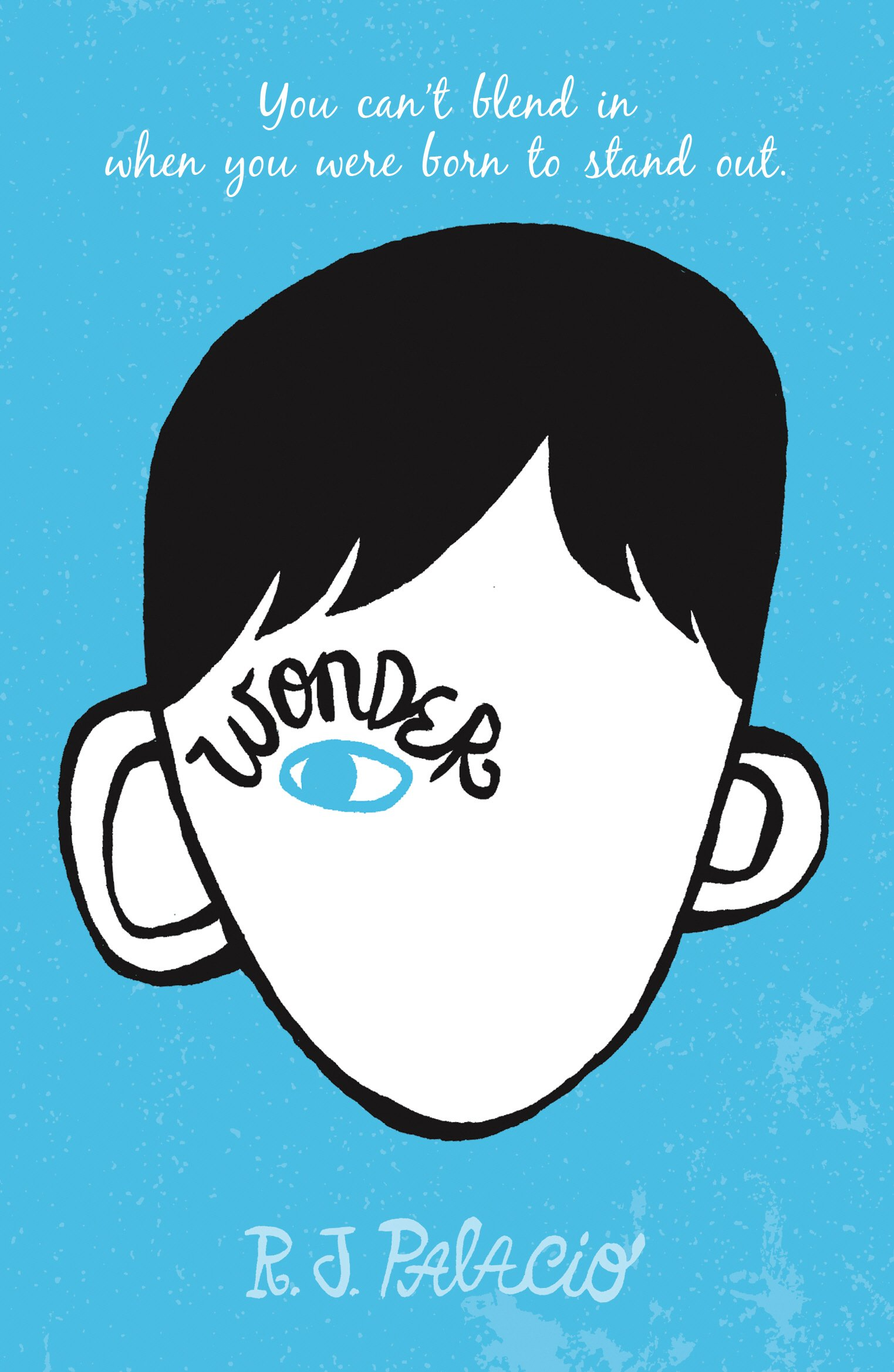 Image result for wonder rj palacio