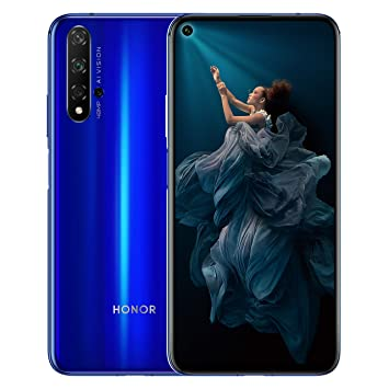 8ad1d944d196c5 HONOR 20 Dual SIM Smartphone, 6.26 Inch Display, 48 MP: Amazon.co.uk ...