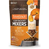 Instinct Freeze Dried Raw Boost Mixers Gut Health All Natural Dog Food Topper, 5.5 oz. Bag