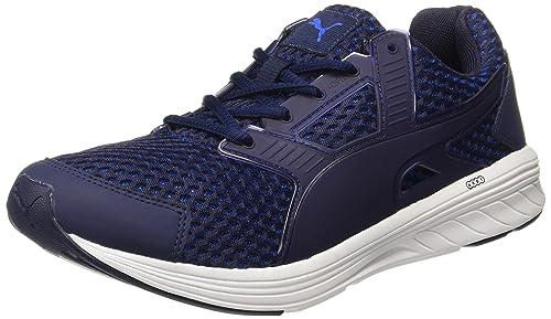 29d71e7bf68 Puma Unisex s Nrgy Driver Idp Peacoat-Turkish Sea Running Shoes-10 UK India