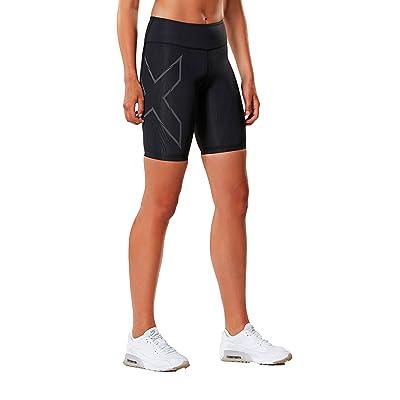 .com : 2XU Women's Mcs Run Compression Shorts : Clothing