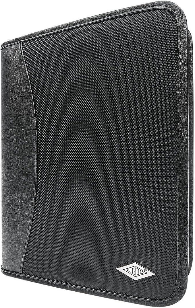 Wedo 5876901 Tablet Organizer Elegance Mit Universalhalter Für Tablet Pc 7 9 Bis 8 4 Zoll Schwarz Bürobedarf Schreibwaren