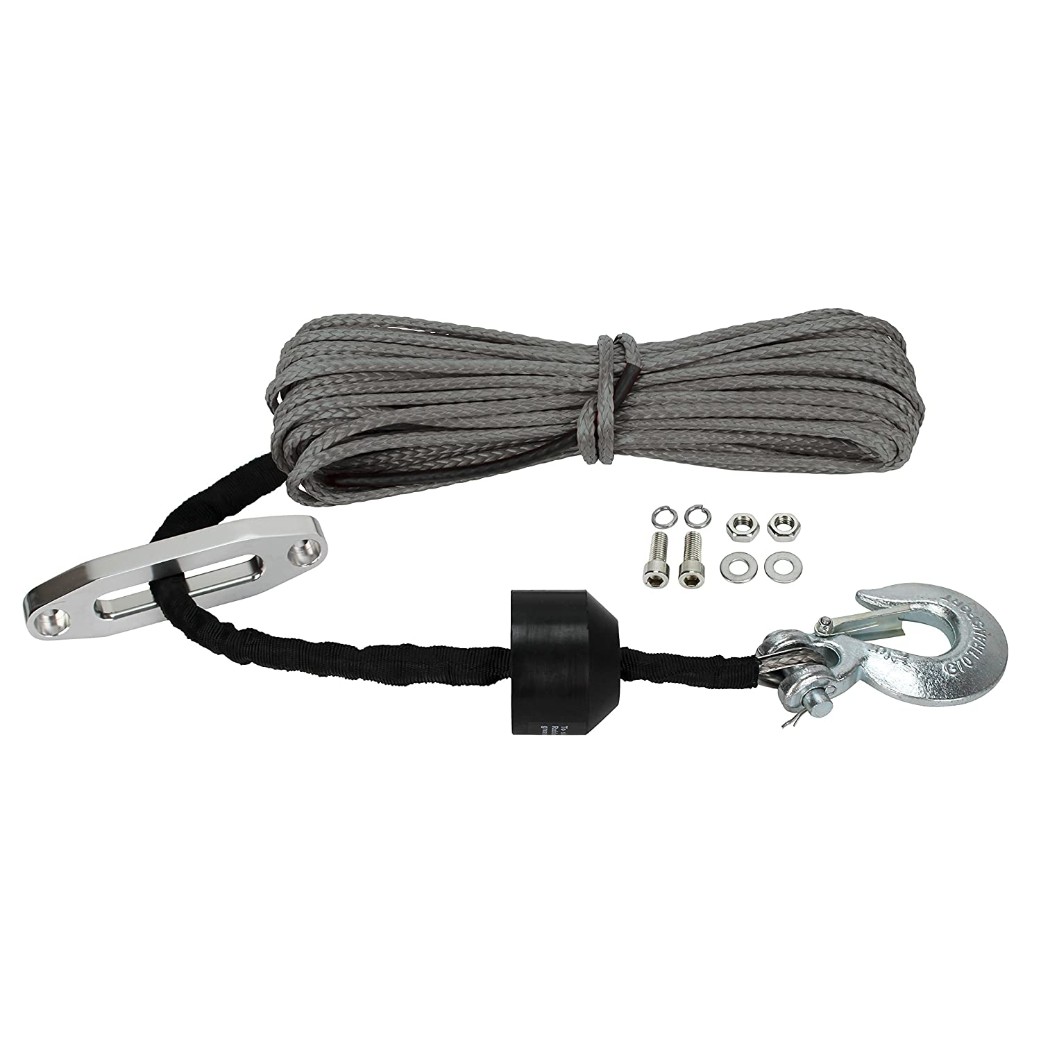 Extreme Max Products-5600.3099 Winch Rope Kit