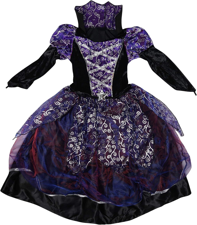 EraSpooky Children Girl/'s Wedding /& Birthday Party Costume Dress Selection