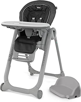 Chicco Polly Progress 5-in-1 Highchair (Minerale)