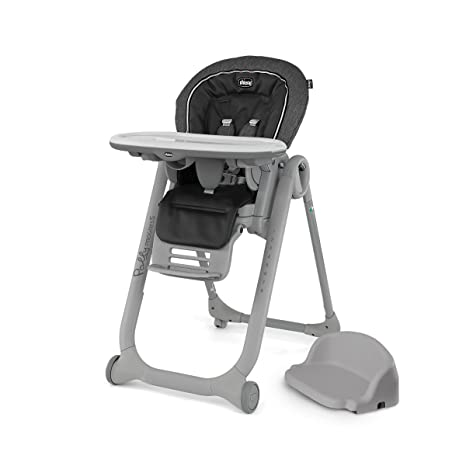 5c380d0f3 Chicco Polly Progress 5-in-1 Highchair, Minerale: Amazon.com.mx: Bebé