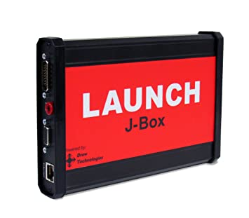Launch Tech (JBOX) J2534 Passthru Programming Device