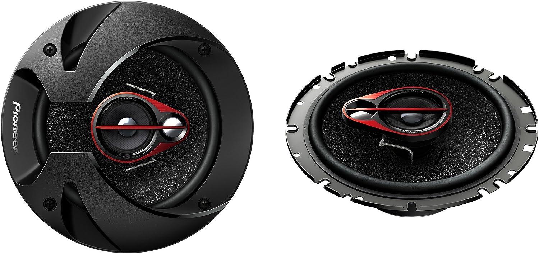 Pioneer Ts R1750s 3 Weg Koaxiallautsprecher Für Autos Elektronik