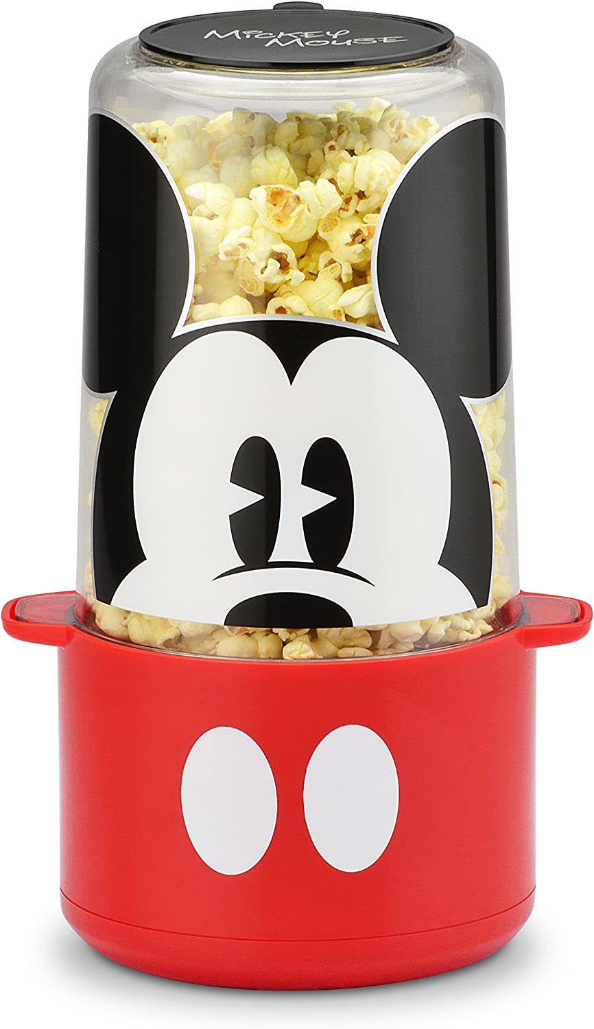 Mickey Mouse Popcorn Popper