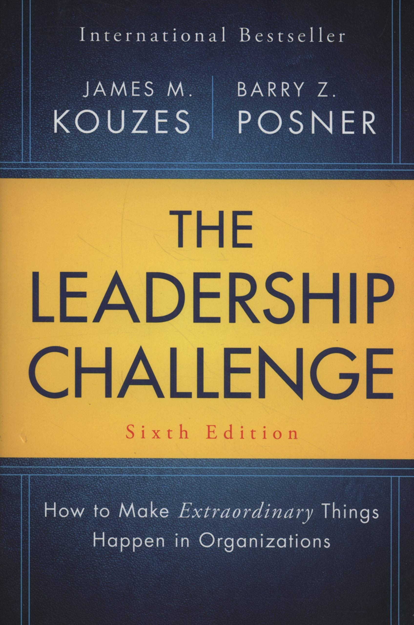 The Leadership Challenge 5th Edition Pdf