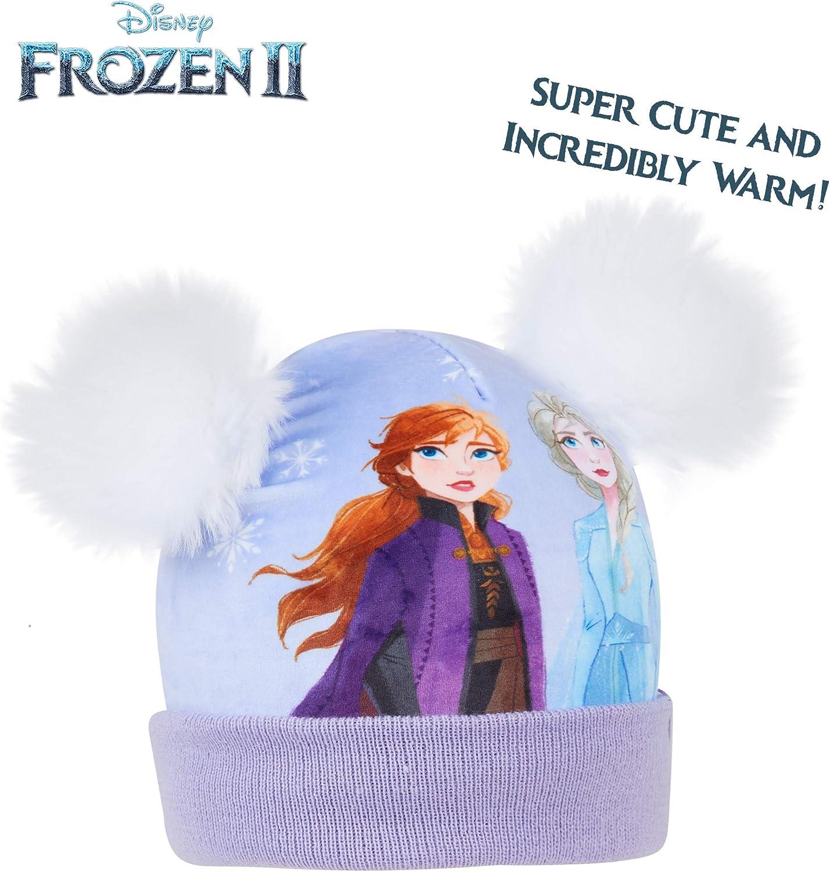 Disney Frozen Cappello Invernale Sciarpa Guanti Set